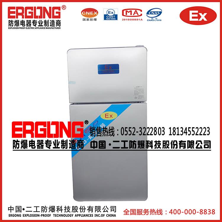 防爆冰箱冷藏冷冻冰箱150升