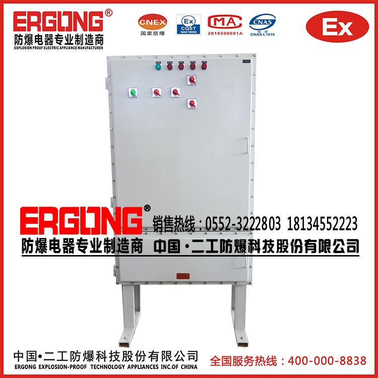 重载变频器防爆配电柜生产厂家